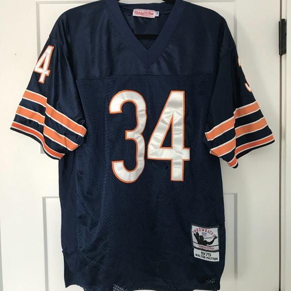 pretty nice 51795 25eb5 PAYTON #34 Throwback Bears Jersey size 48 (l-xl)